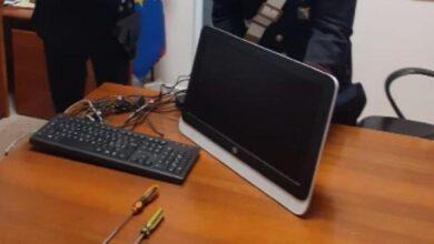 Photo of Pontecorvo (FR), furto ad un distributore di benzina: rubati soldi e un pc, denunciati 2 fratelli.