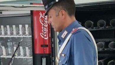 Photo of Napoli, arrestato in un autolavaggio il ladro seriale dei distributori automatici.