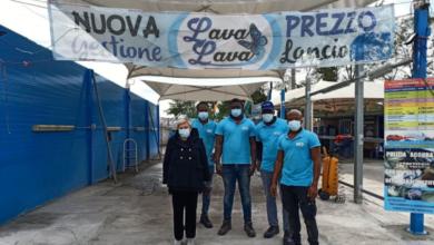 Photo of Sarzana (SP), impegno e integrazione, l'autolavaggio dei migranti funziona.