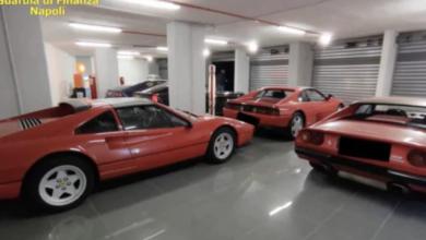 Photo of Con le truffe sulla benzina collezionava Ferrari e Vespe d'epoca, preso l'Emiro del Vesuvio.