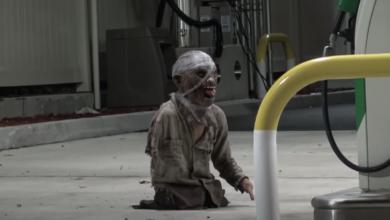 Photo of Halloween, scherzo da paura alla stazione di servizio.