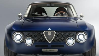 Photo of Ritorna la mitica Alfa Romeo GT, ed è elettrica!
