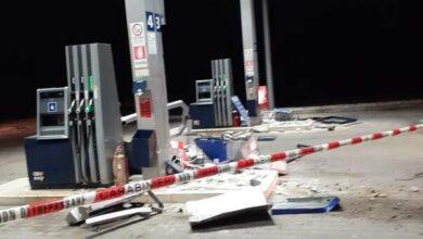 Photo of Assalto nella notte all'impianto Q8 sulla Postumia: gravi danni