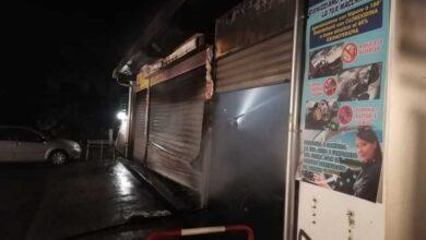 Photo of Cerveteri, incendio all'autolavaggio di via Settevene Palo: ingenti i danni